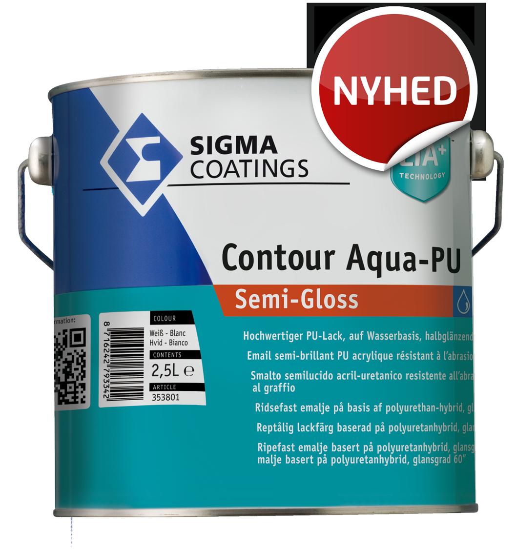 Contour Aqua-PU Semi-Gloss