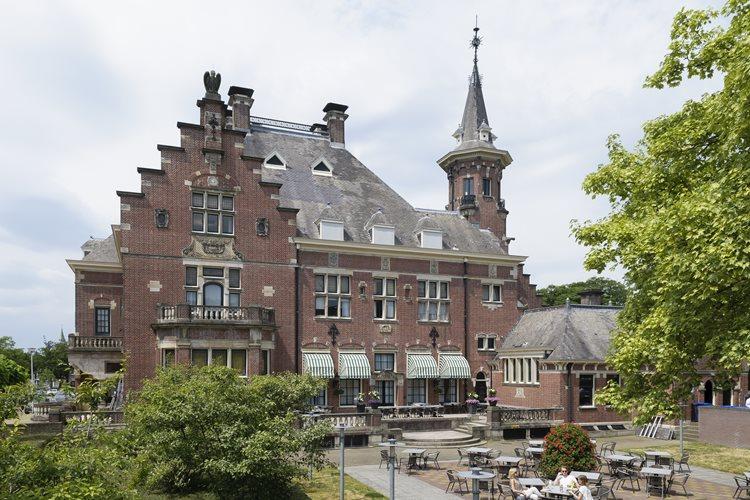'Het Kasteeltje' Radboud Universiteit.
