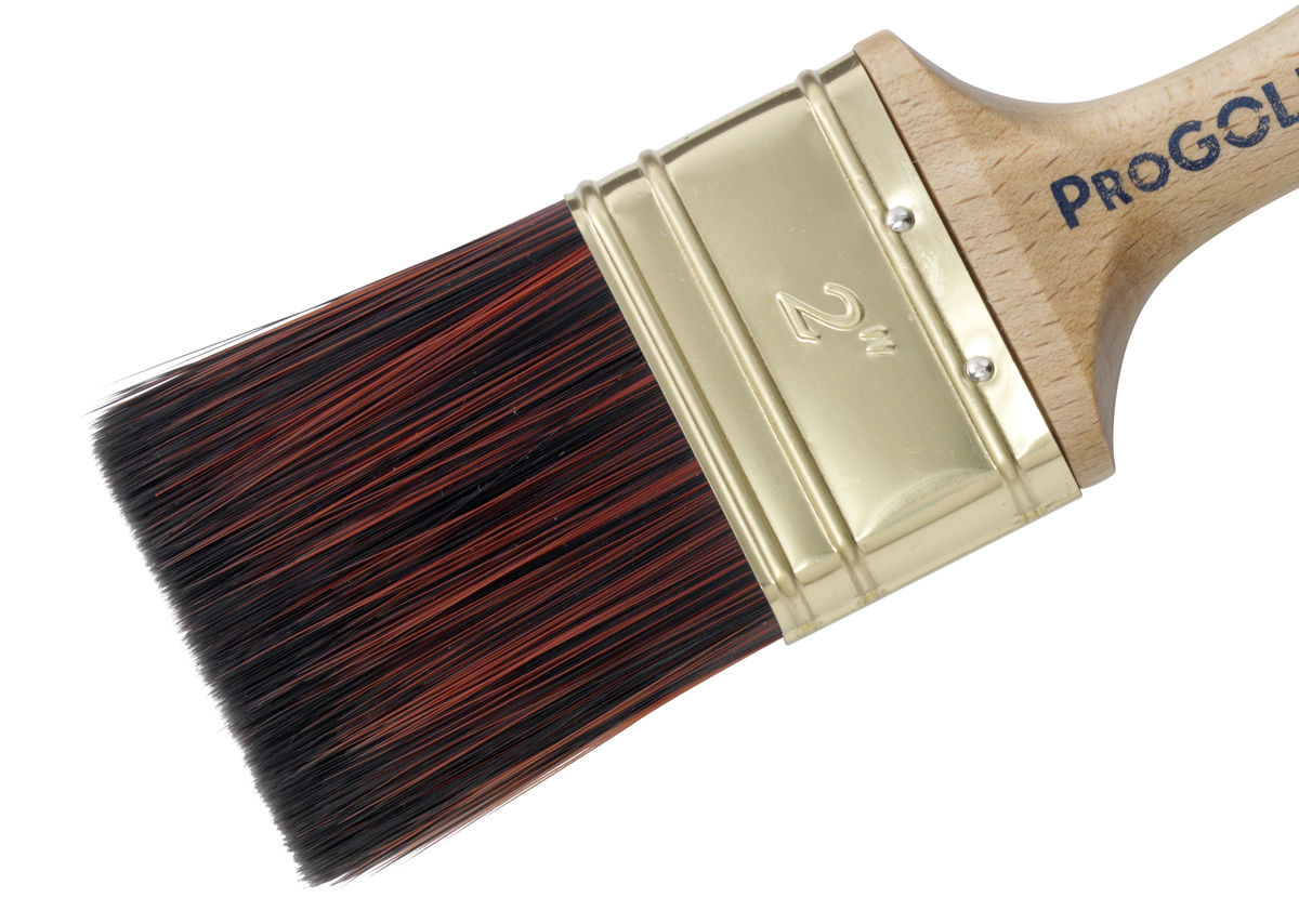 ProGold Platte Borstel RED 7150 Exclusive