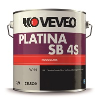 Celsor Platina SB 4S Hoogglans