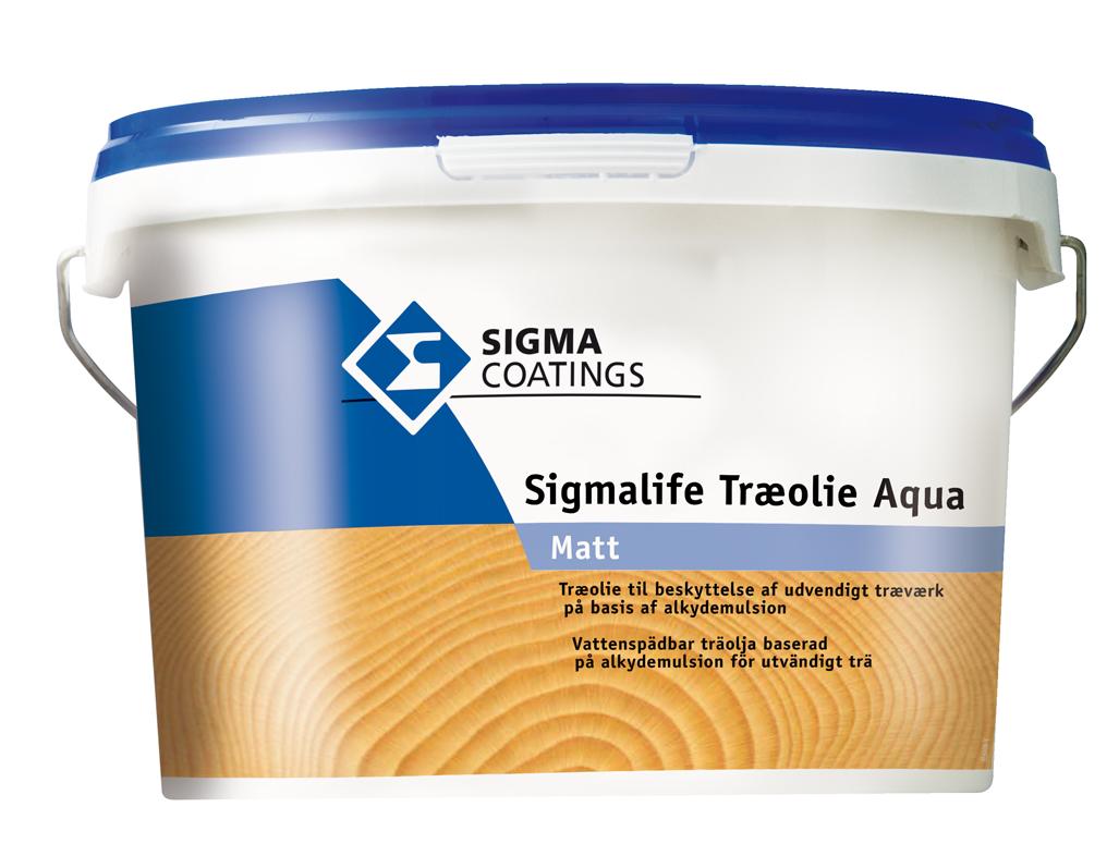 Sigmalife Träolja Aqua