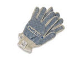 ProGold Handschoen PVC Nopjes Rondgebreid