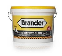 Brander External Topcoat