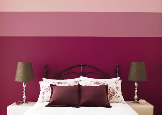 Die Psychologie der Farbe - Rosa