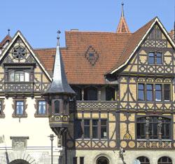 Henneberger Haus, Meiningen1