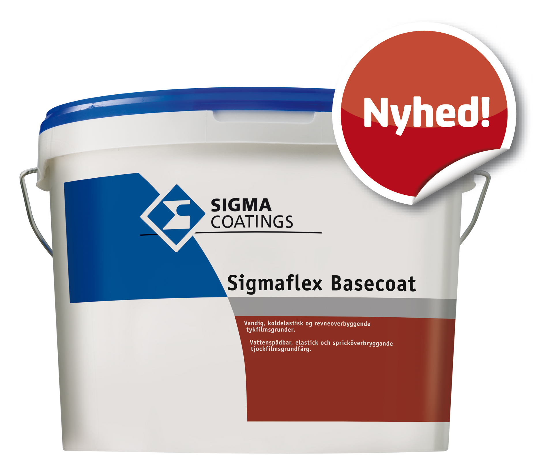 Sigmaflex Basecoat