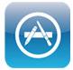 iTunes App store logo