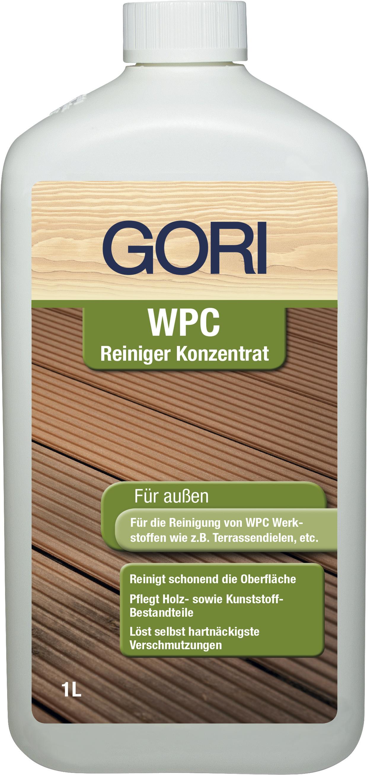 GORI WPC Reiniger