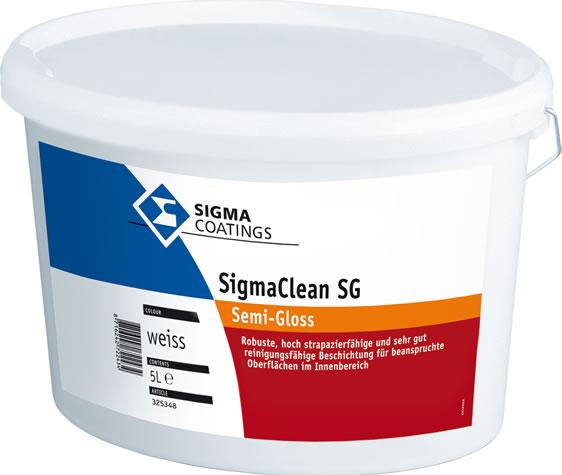 SigmaClean SG
