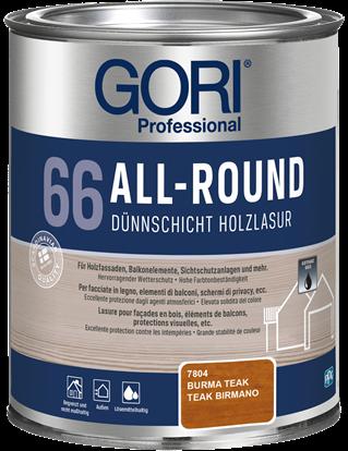 GORI 66 ALL-ROUND DÜNNSCHICHT HOLZLASUR