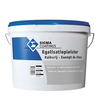 Sigma Egalisatiepleister Kalkvrij (exempt de chaux)