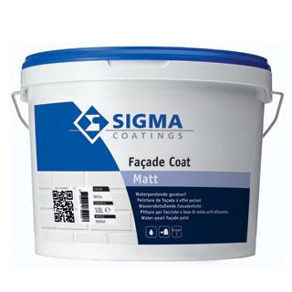Sigma Façade Coat Matt