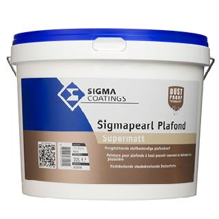Sigmapearl Plafond Supermatt (avant Sigmatex Plafond)