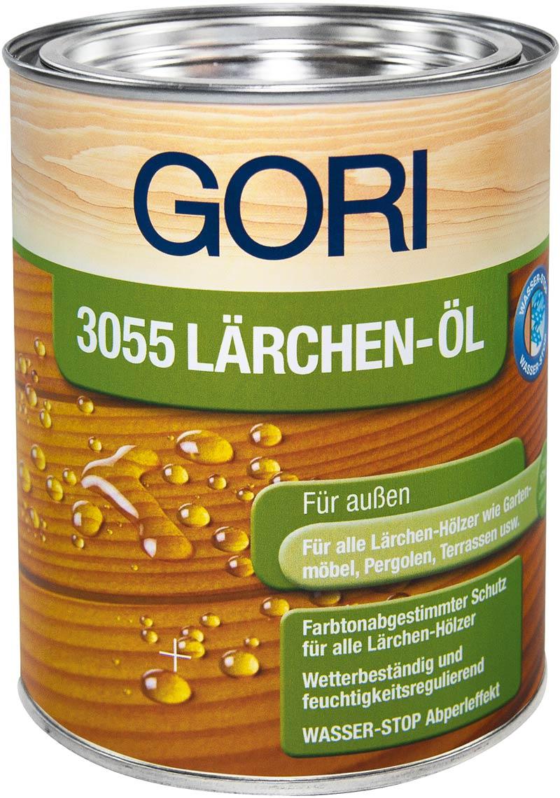 GORI 3055 Holz-Öl Lärche