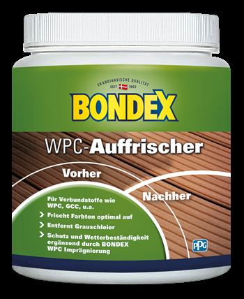 WPC-AUFFRISCHER