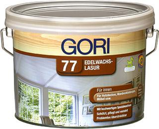 GORI 77 Edelwachs-Lasur