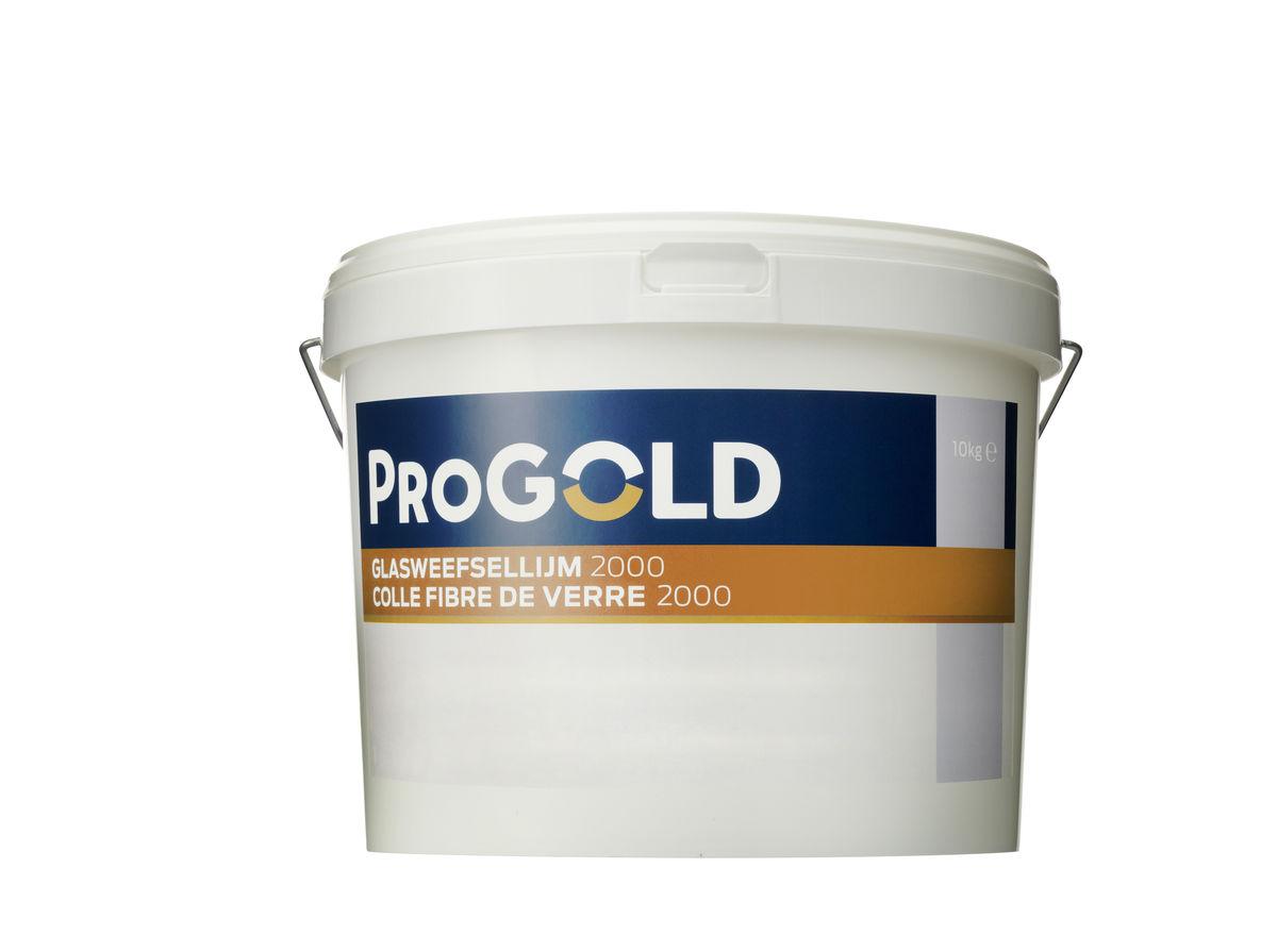 ProGold Glasweefsellijm 2000 Transparant