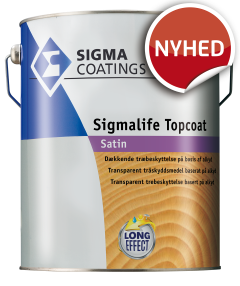 Sigmalife Topcoat