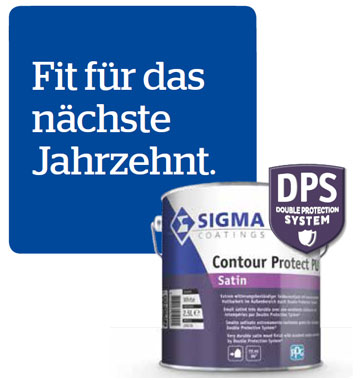 Sigma Contour Protect PU Satin mit Double Protection System