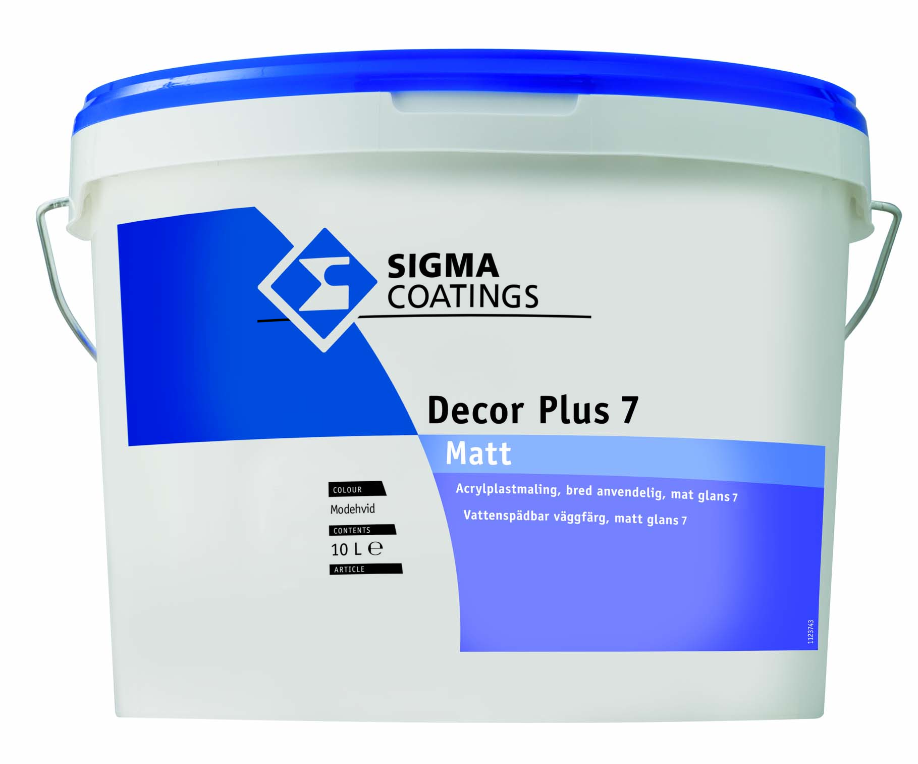 Sigma Decor Plus 7