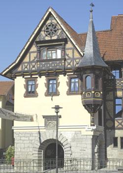 Henneberger Haus, Meiningen2