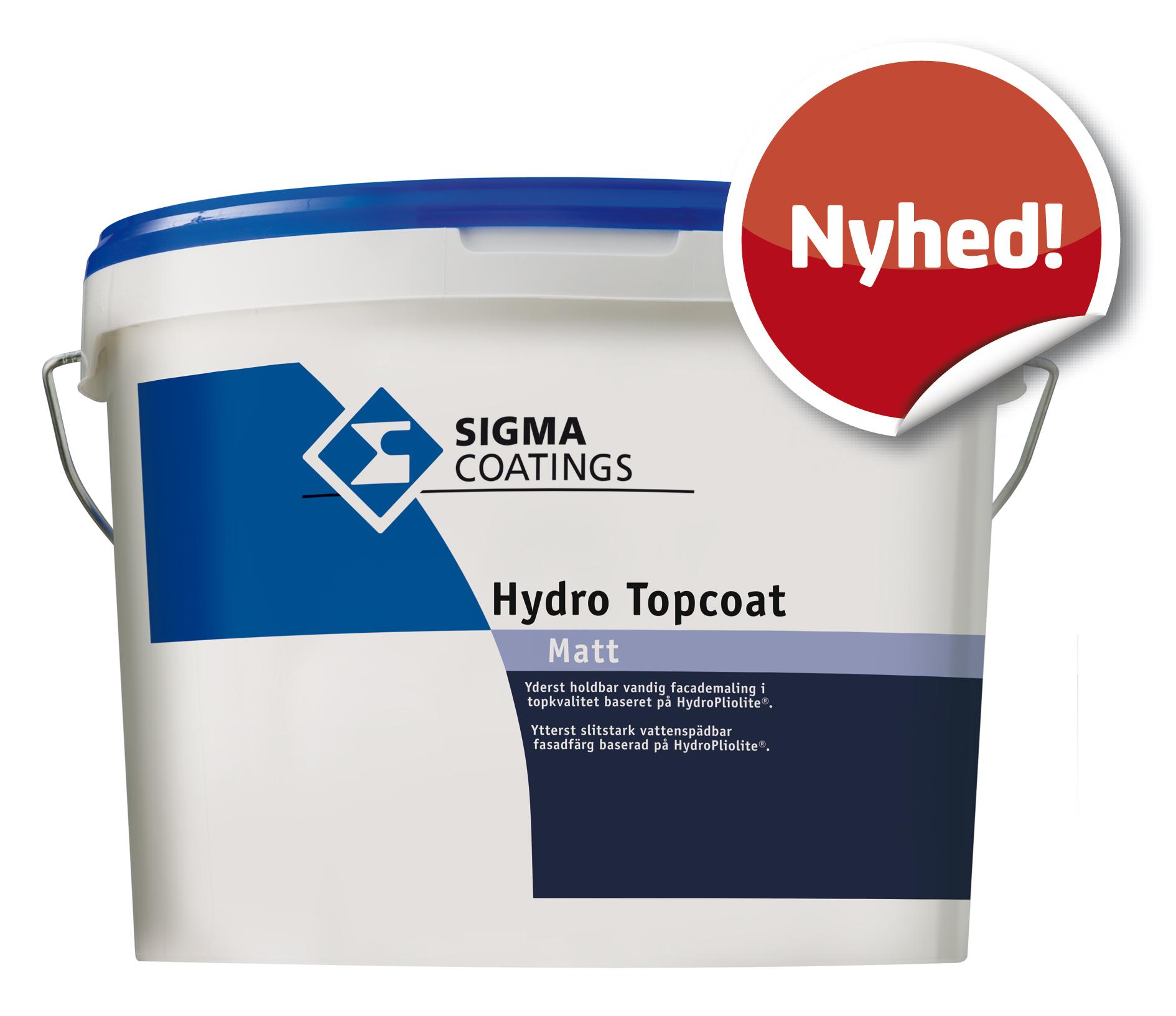 Hydro Topcoat