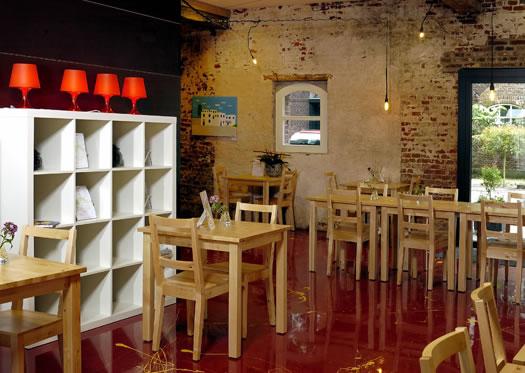 Refernz Kaffeehaus Venlo, Belgien