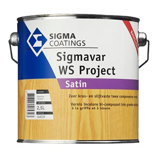 Sigmavar WS Project Satin