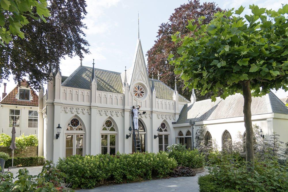 Kapel Alweijn in het historisch centrum van Hoorn.