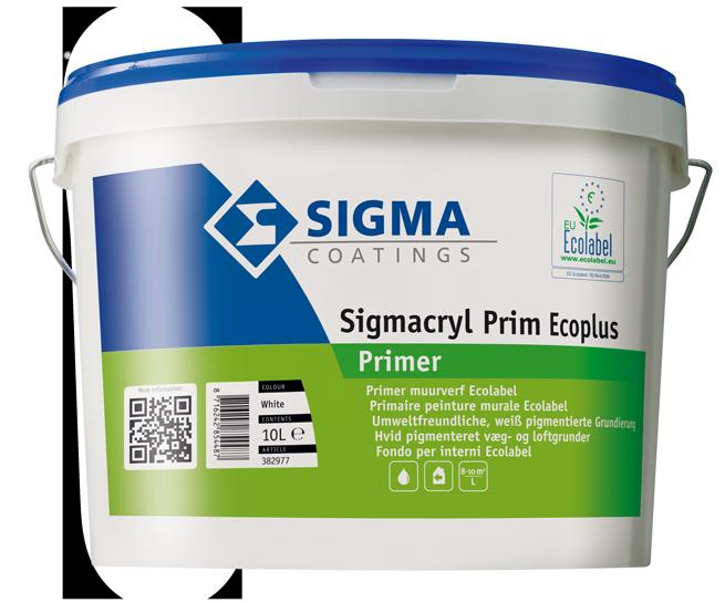 Sigmacryl Ecoplus Primer