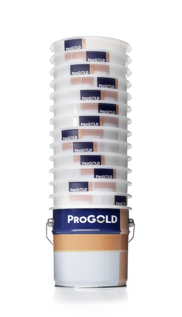 ProGold Verzetblik met 15 PG Inzetvaatjes