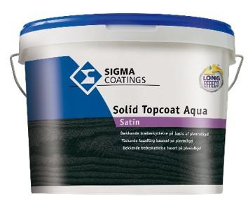 Solid Topcoat Aqua