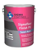 Sigmafloor Finish PU Semi-Matt