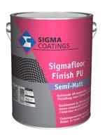 Sigmafloor Finish PU SemiMatt
