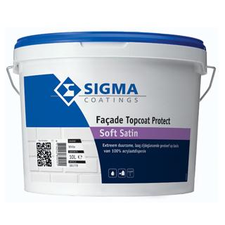 Sigma Façade Topcoat Protect Soft Satin
