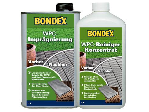 Bondex wpc reiniger