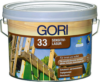 GORI 33 Sensitiv-Lasur