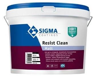 Sigma Resist Clean Matt