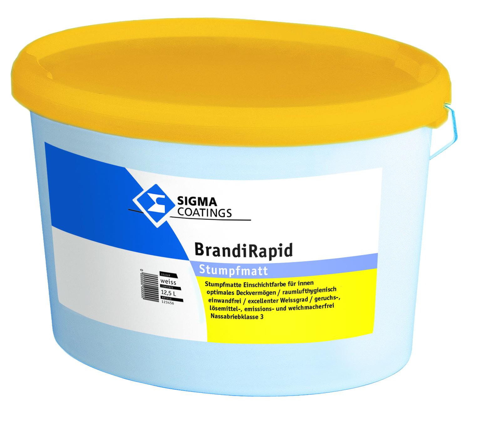 SIGMA Brandirapid