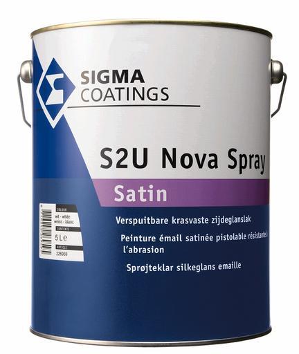 Sigma S2U Nova Spray Satin