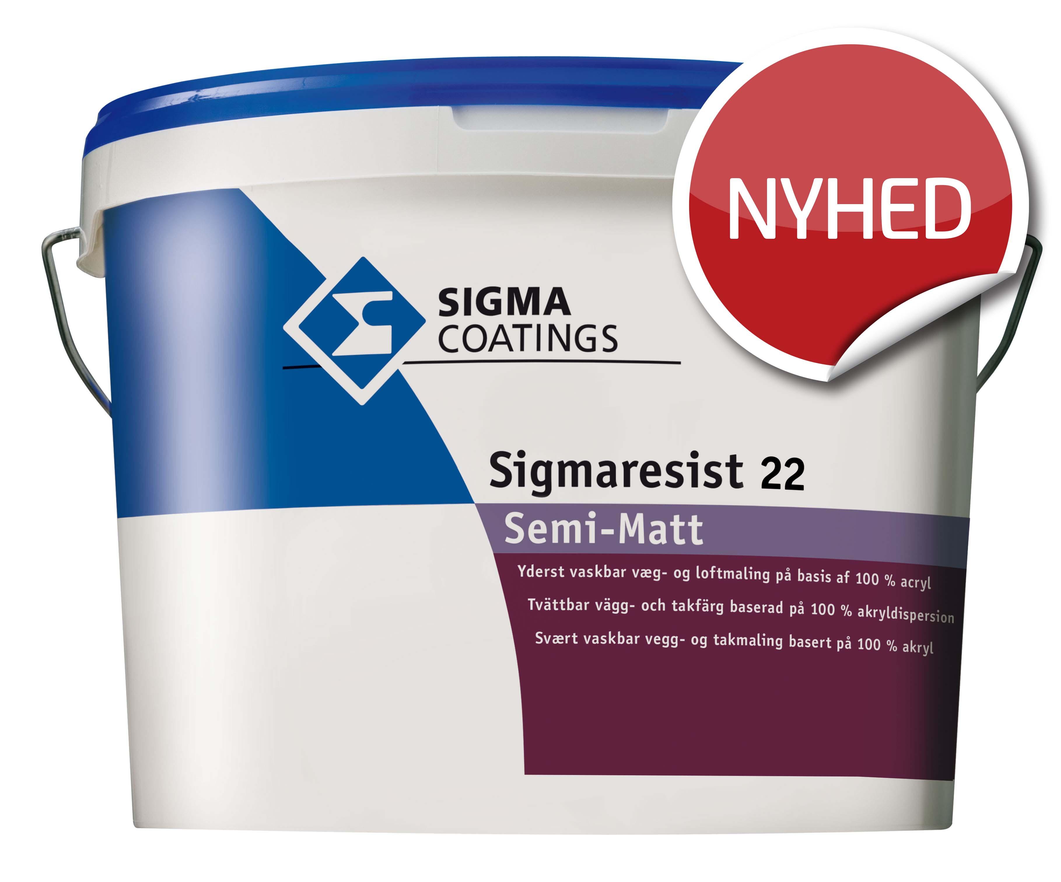 Sigmaresist 22
