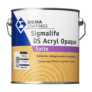 Sigmalife DS Acryl Opaque Satin