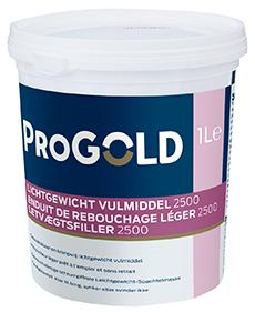 ProGold Letvægtsfiller 2500