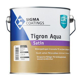 Sigma Tigron Aqua Satin