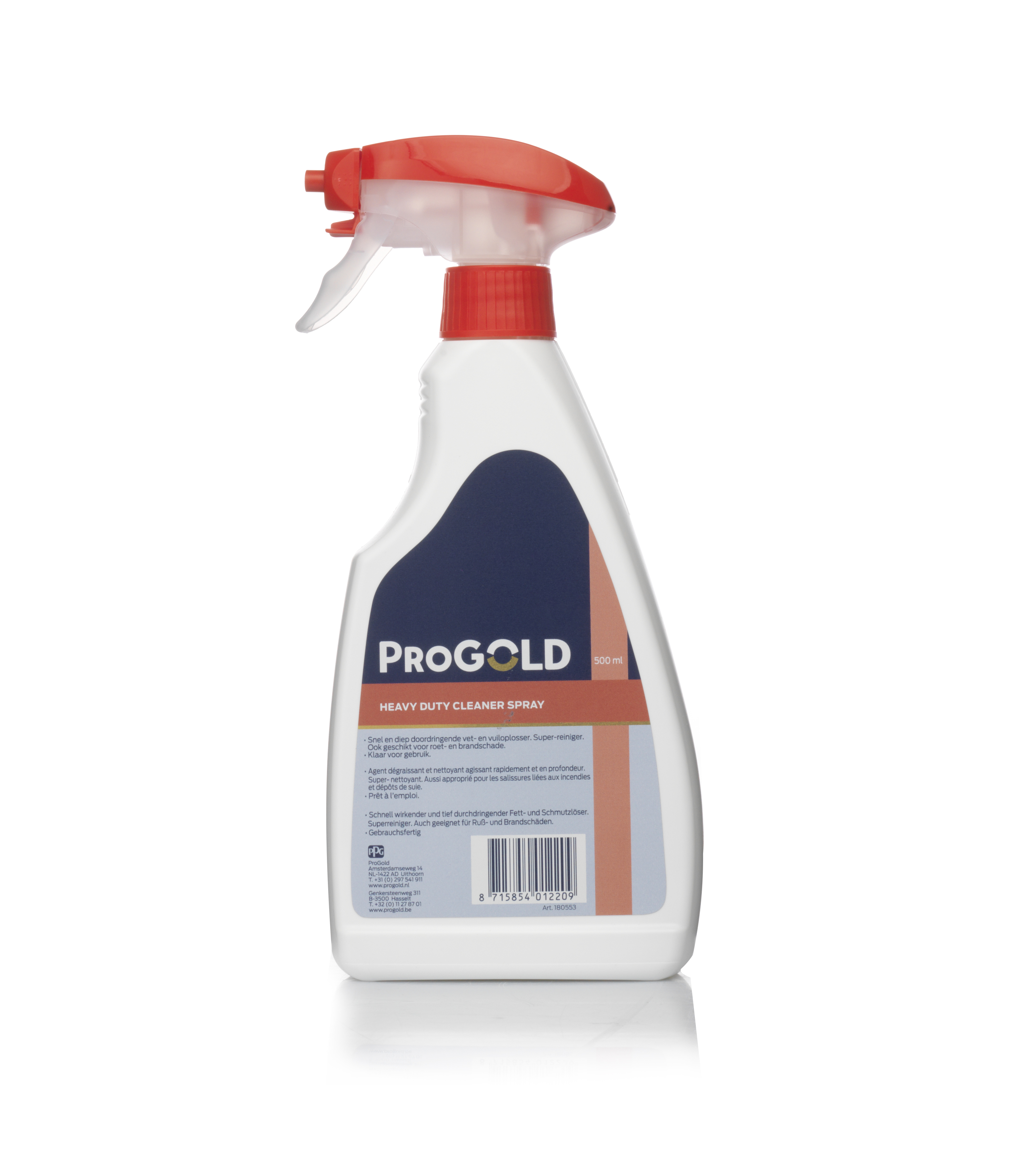 ProGold Heavy Duty Cleaner Spray