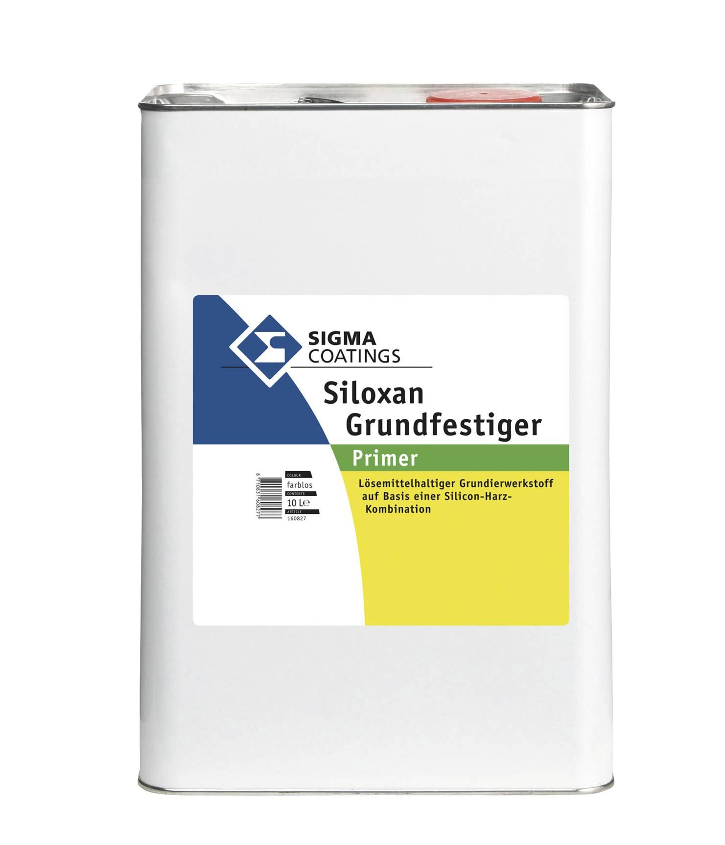 SIGMA Siloxan Grundfestiger - AUSLAUF*