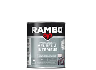 Rambo - Binnen - Pantser Vernis - Rambo