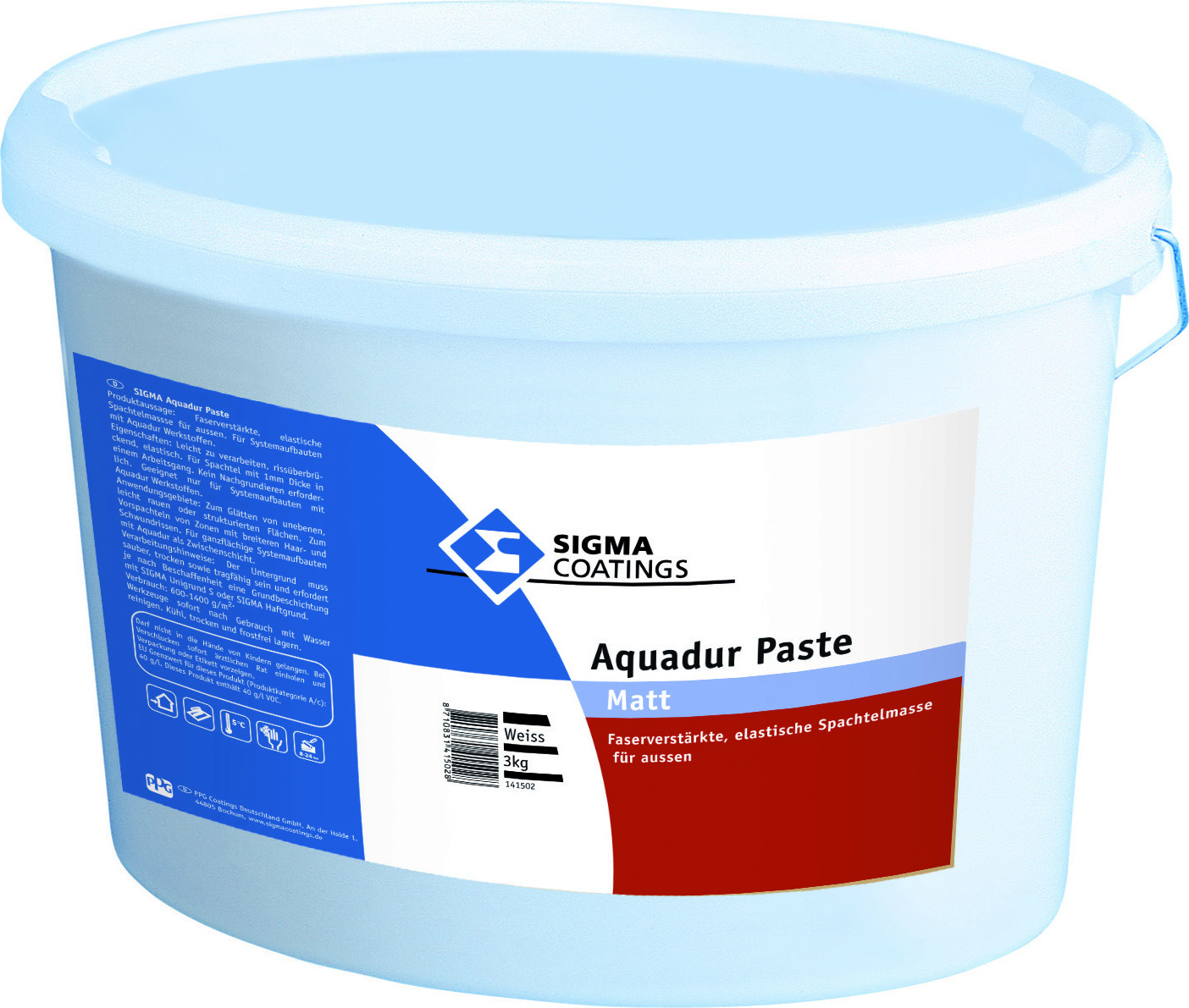 SIGMA Aquadur Paste