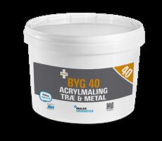 Plus Byg 40 Acrylmaling