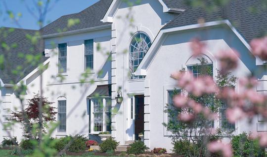 Langanhaltend saubere Fassaden